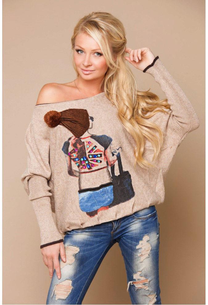 Для девушек модные с кофты
