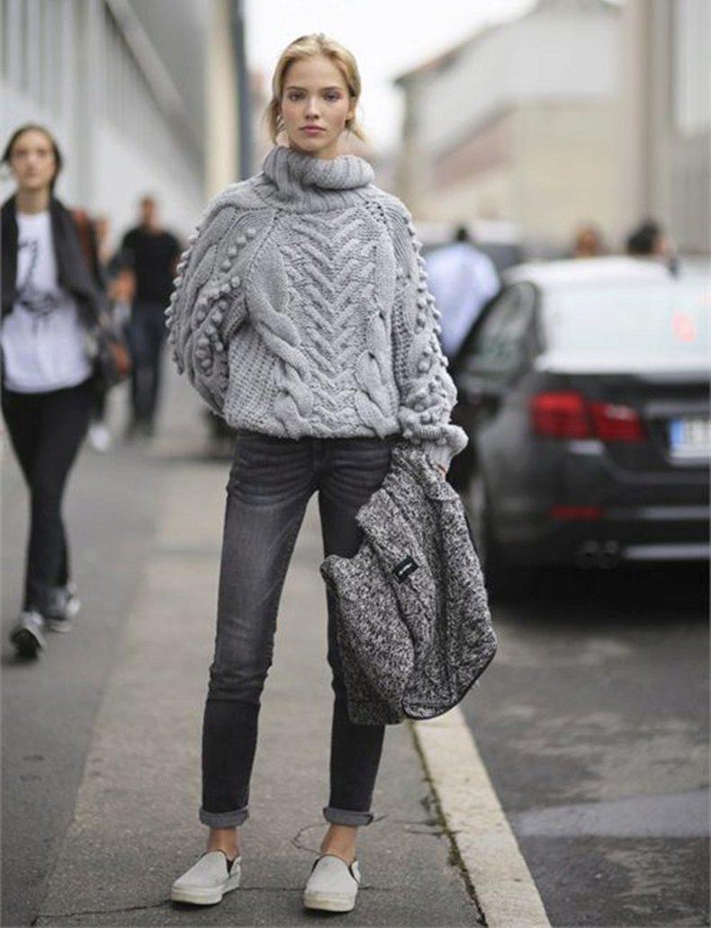 теплые кофты 2019 73 фото что модно этой осенью и зимой