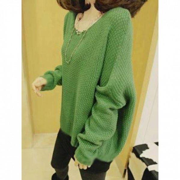 Вязание кофта женская зеленая