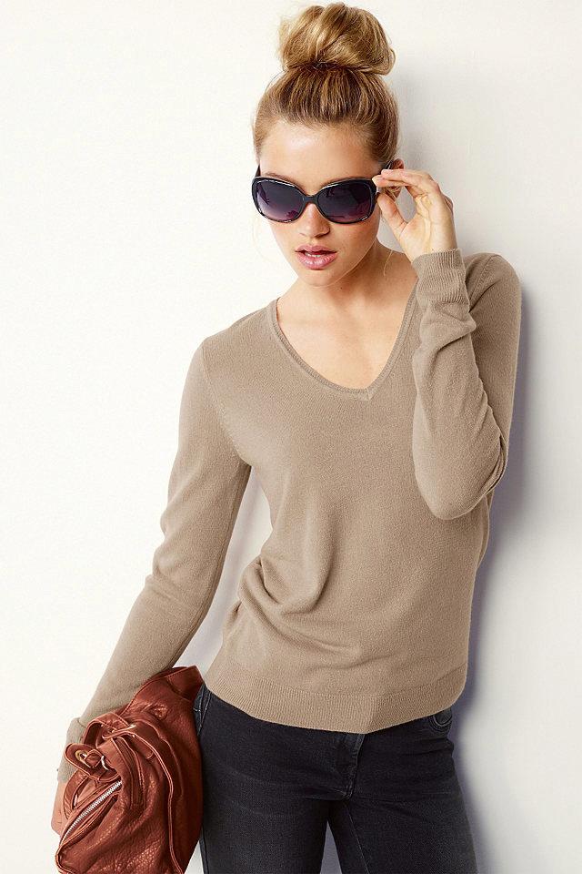 Фото кашемировый свитер женский