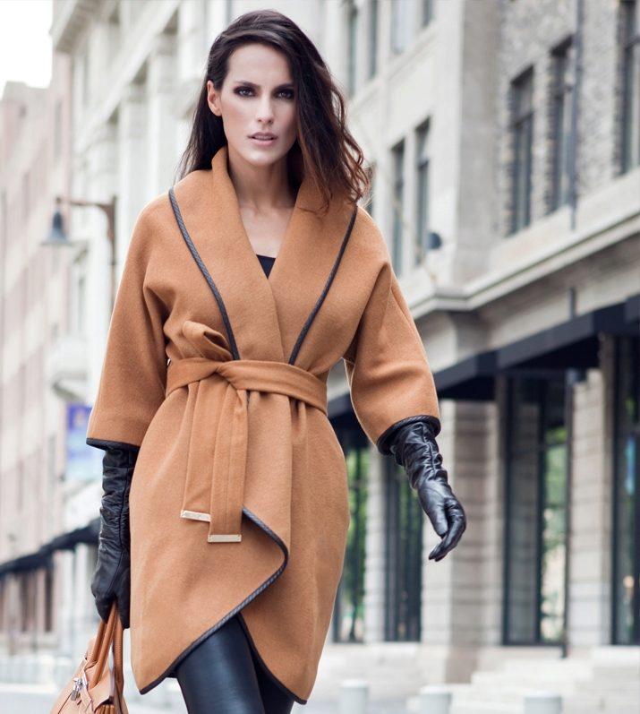 Как украсить кашемировое пальто своими руками