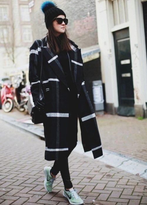 Мода весны 2007 пальто