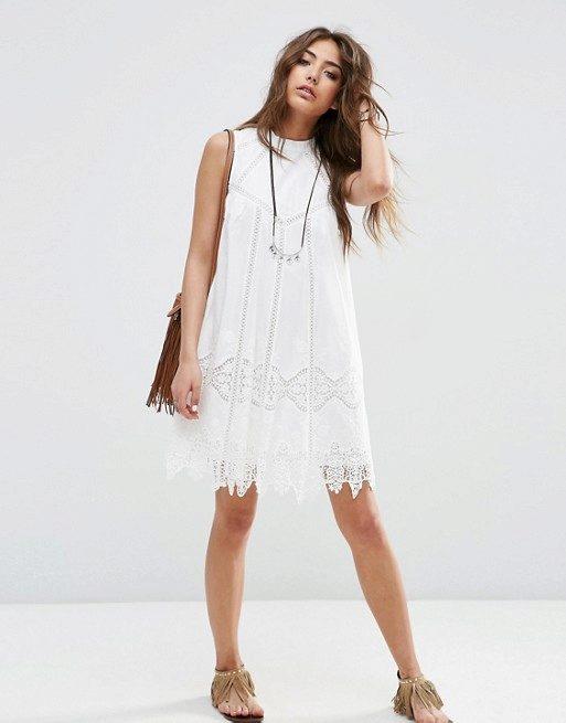 Белые блузки с кружевом с доставкой