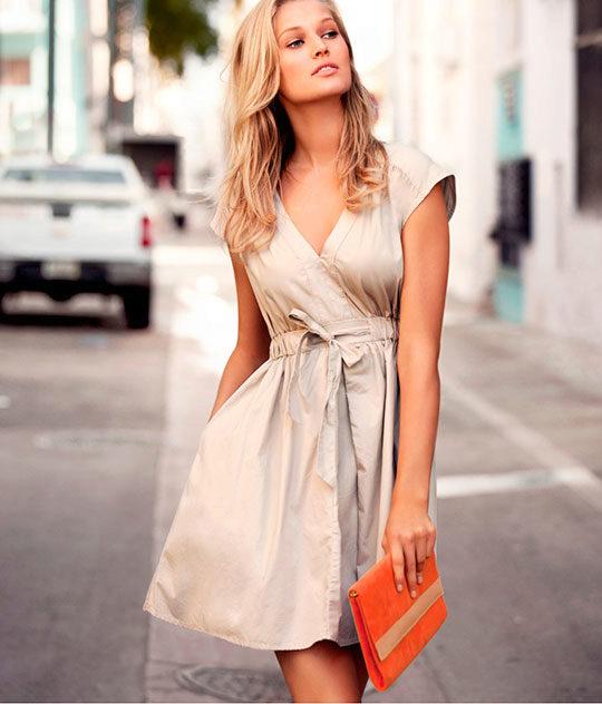 Фото стильный платьев
