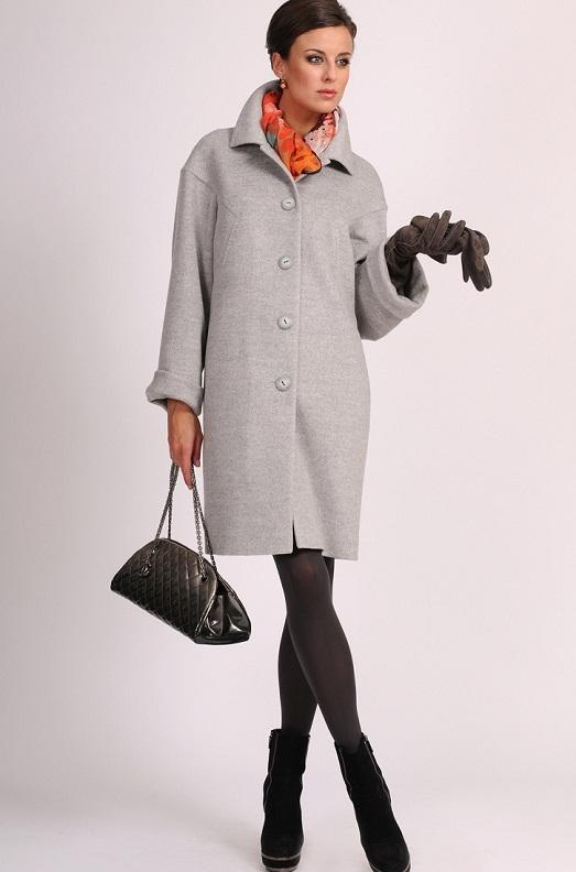 a1820efc1c4 Демисезонное пальто для женщин после 50 лет (63 фото)