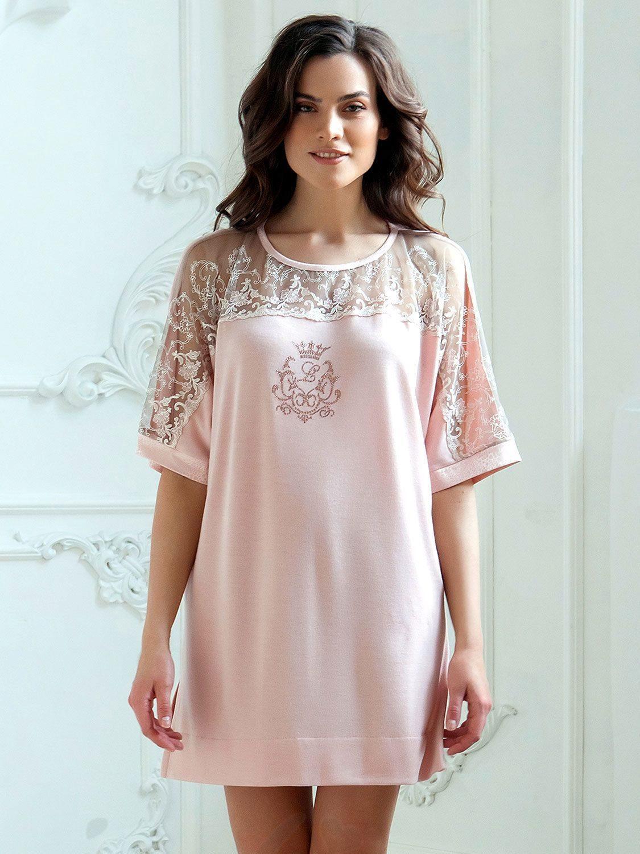 Домашнее платье туника с доставкой