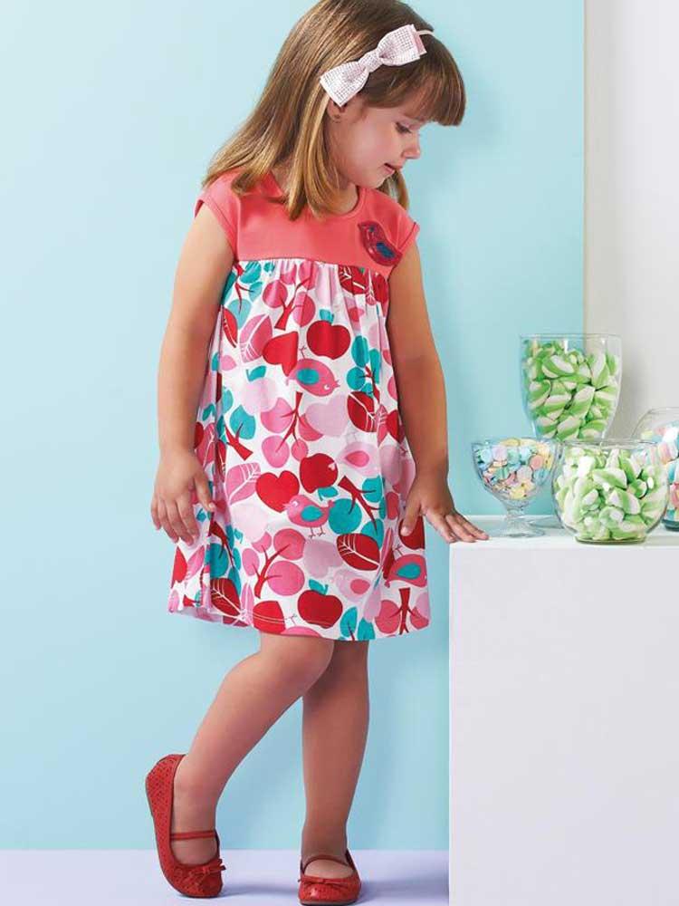 Платье на каждый день для детского сада
