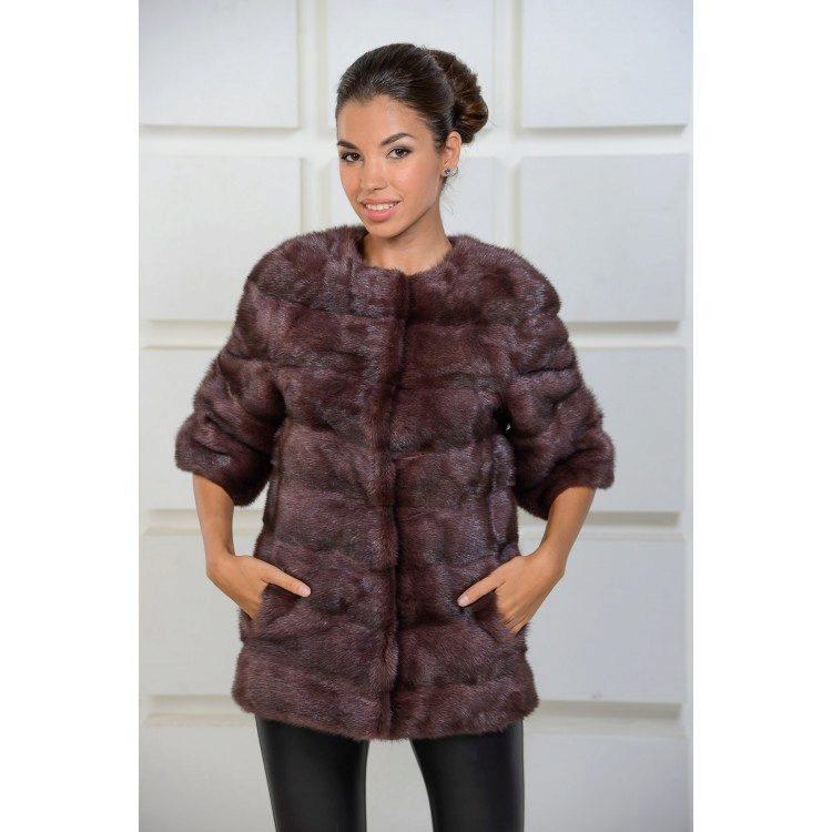 Норковая Куртка Купить В Интернет Магазине