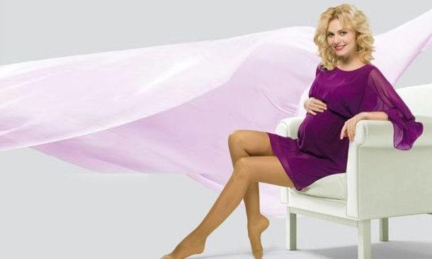 Купить компрессионные колготки для беременных для профилактики варикоза