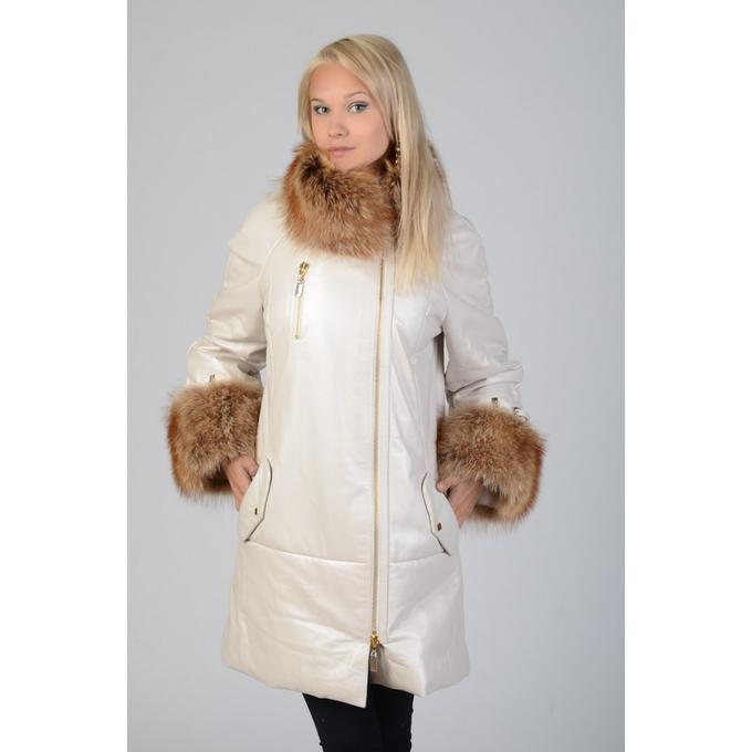Купить Красивую Куртку Женскую С Мехом Италия