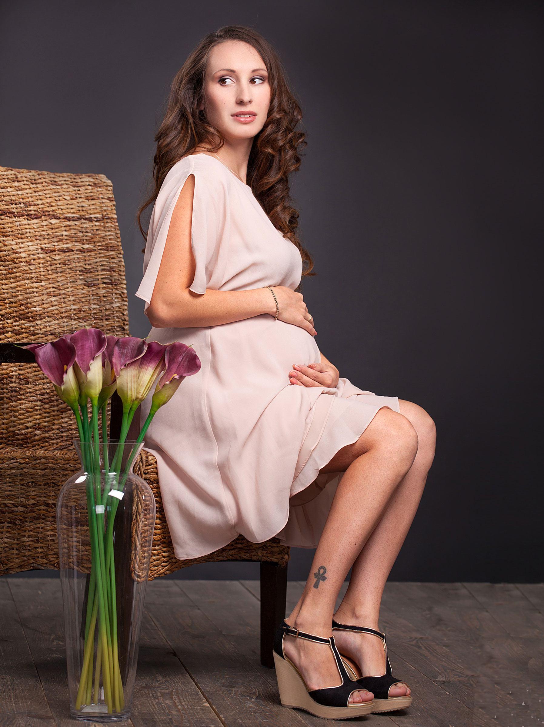 Беременная девушка фото в контакте
