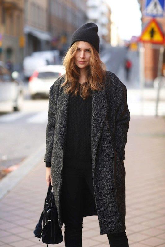 пальто букле 52 фото из буклированной ткани модное 2019 из