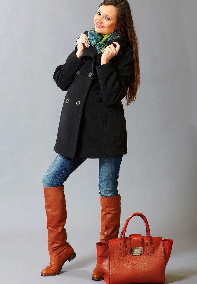 Одежда Для Беременных Зима Осень