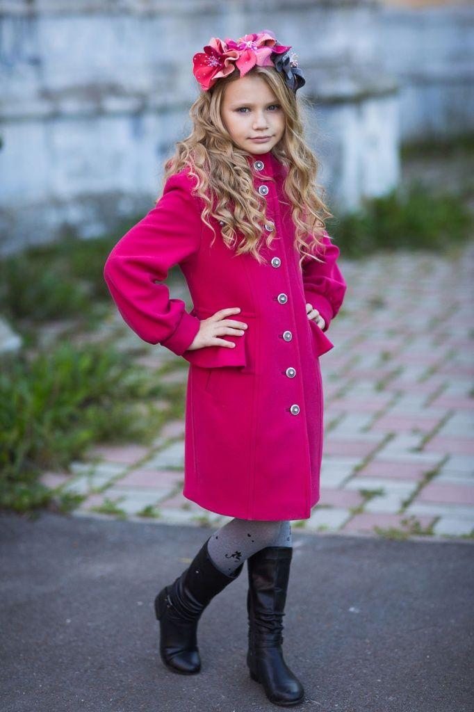 Картинки пальто для девочки на весну