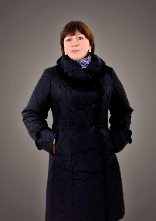 Женская Верхняя Зимняя Одежда Купить