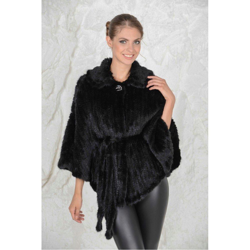 меха вязаного фото из пальто