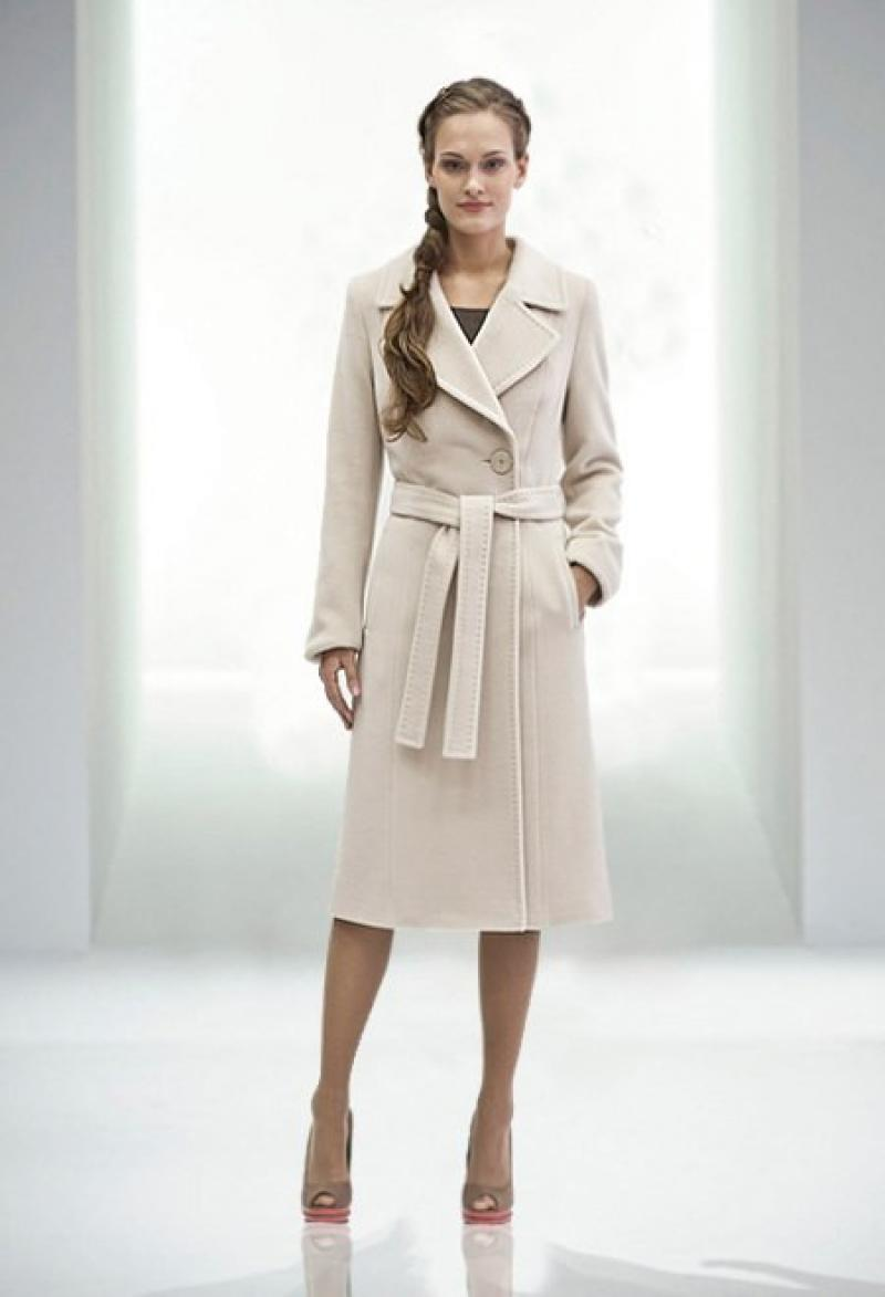 Пальто классическое женские