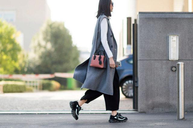 Модный серый, или Как выглядеть яркой и стильной в серых нарядах. Образы 7 и 12 не покидают мои мысли изоражения