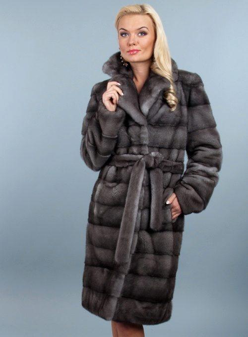 Норковые Пальто