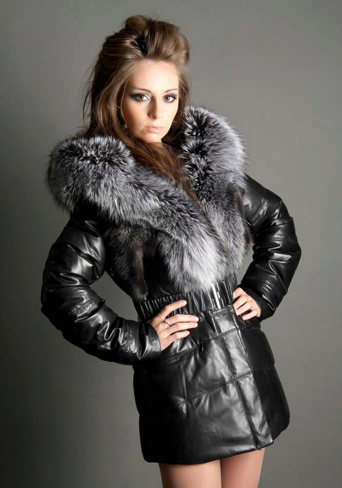 купить меховую куртку