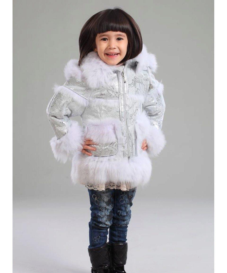 фото детские дубленки для девочек