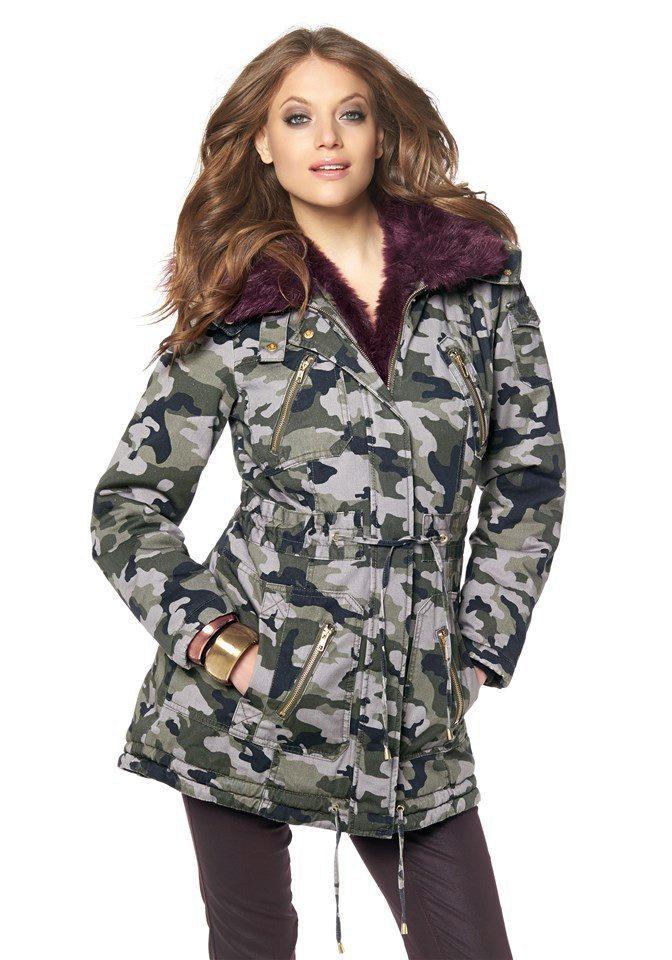 Женская камуфляжная одежда милитари магазин