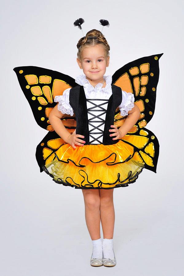 Карнавальные костюмы бабочки своими руками