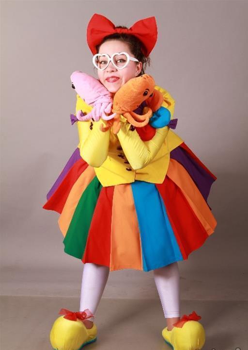 Детские костюмы для праздников своими руками