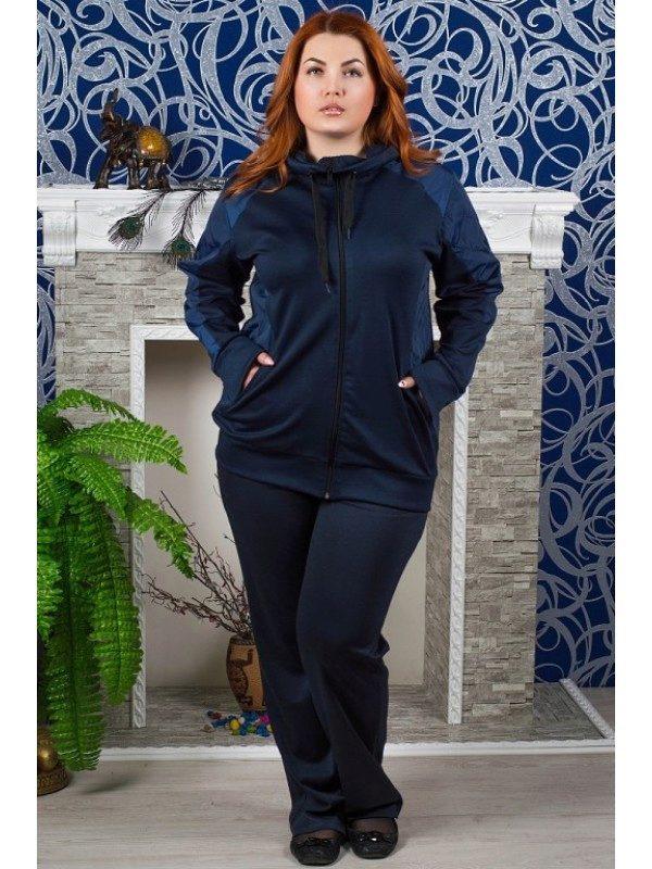 55ca13dbee989 Женские спортивные костюмы больших размеров (59 фото): модные ...