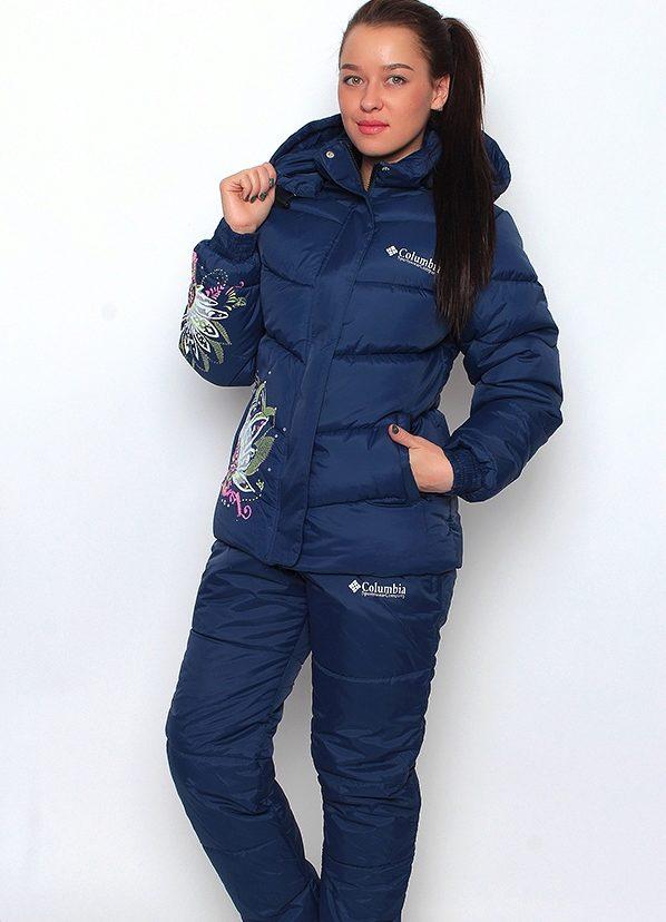 3c6248d5 Женский зимний костюм (72 фото): теплый для прогулок с детьми, от Коламбия,  утепленные куртка и штаны на зиму, балоневые и на синтепоне