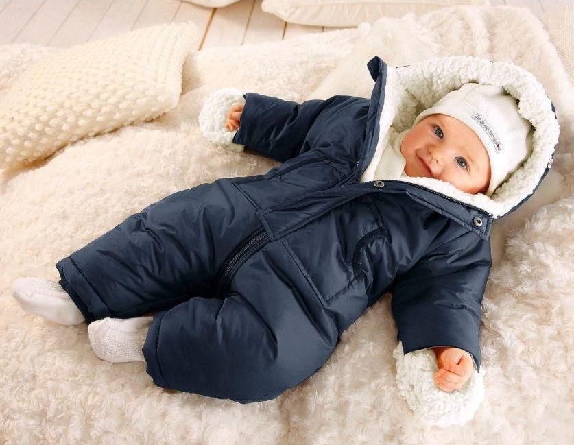 Зимний костюм ребенку своими руками 22
