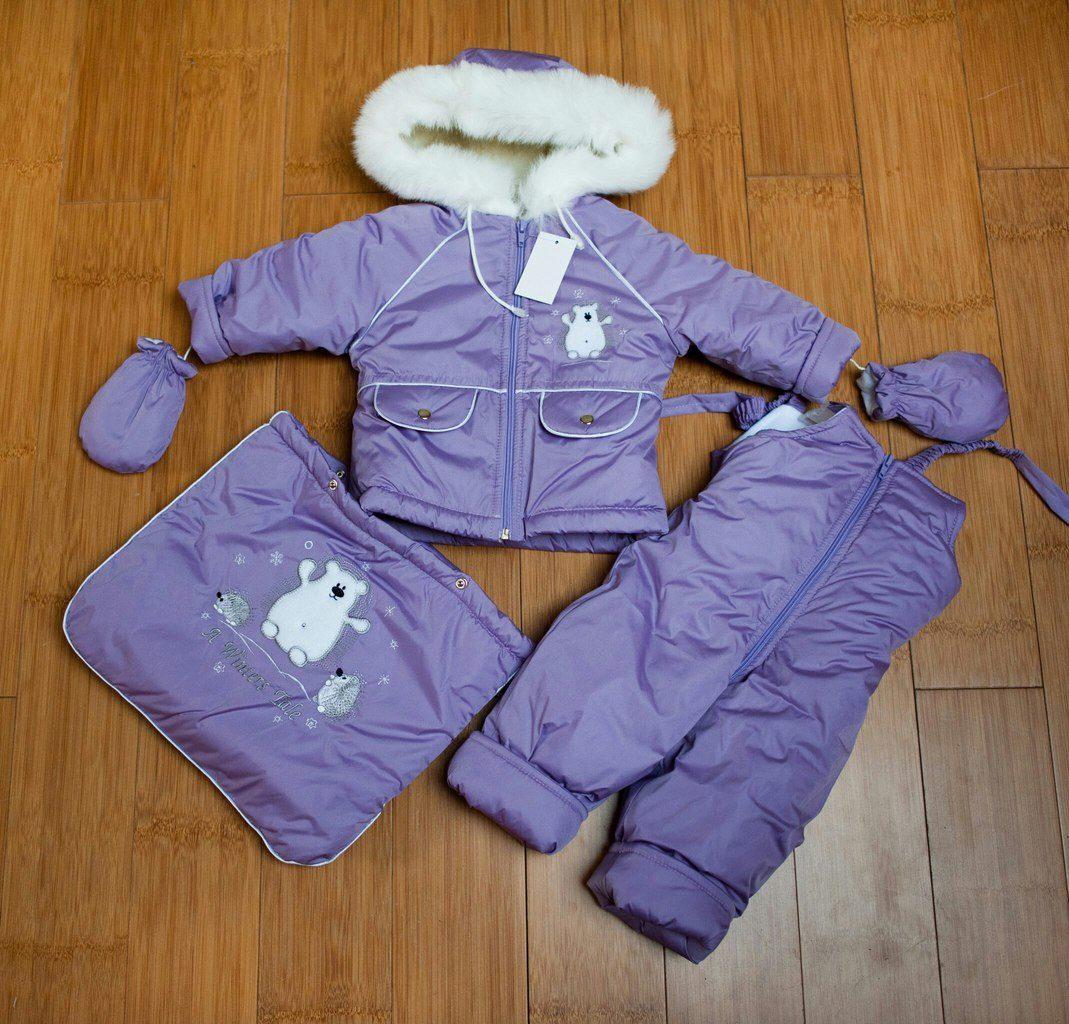 Весенние комбинезоны и куртки для детей 1 годик бесплатная доставка