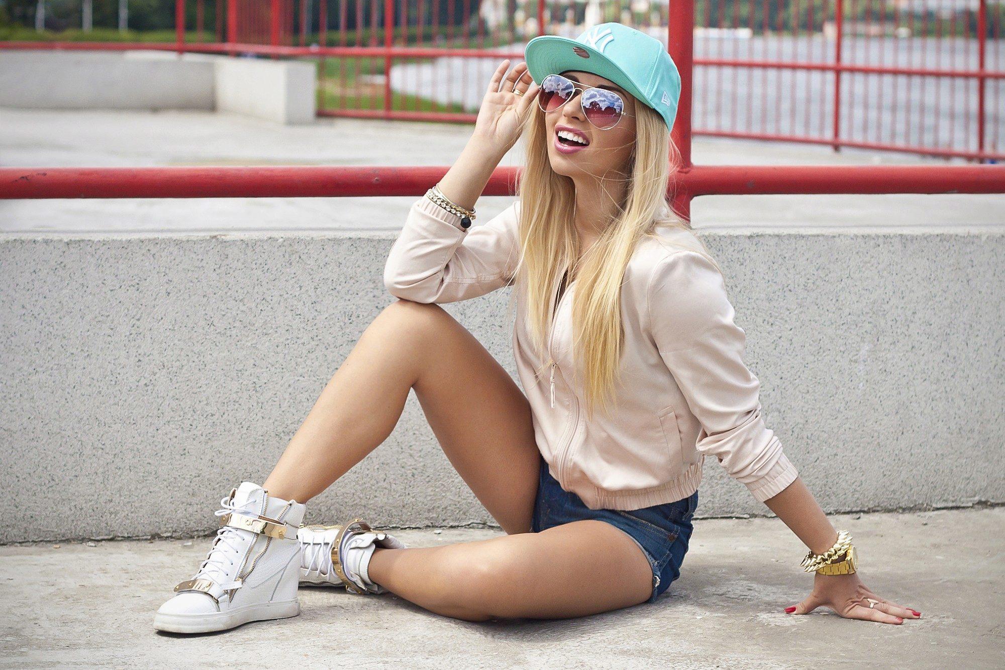 Крутые девушки картинки и фото в мире блондинки