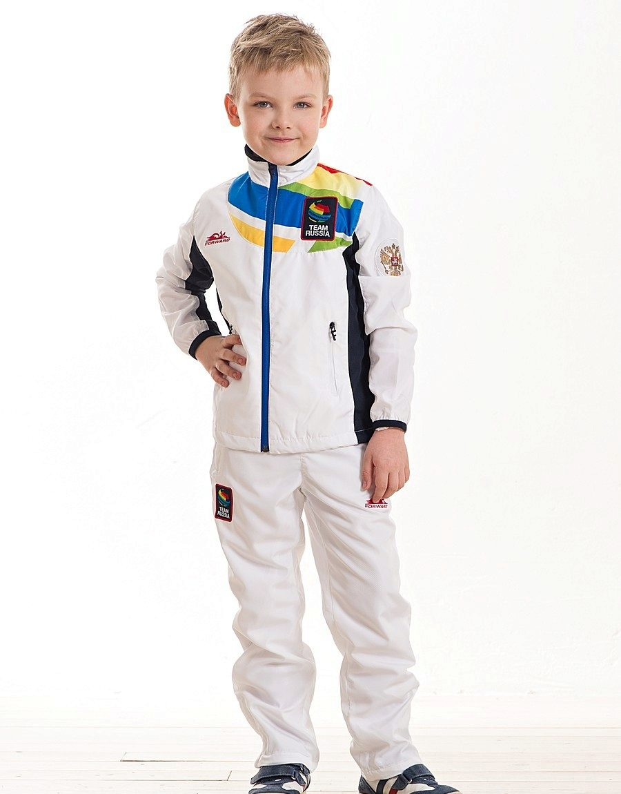Фото детей в костюме спорта