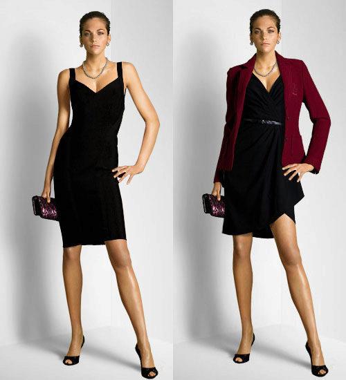 d4ae8f41aa08ac3 Это тренд современной моды - в комплекте с ними черное платье смотрится  особенно изысканно, независимо от того, деловая это одежда или вечерний  наряд.