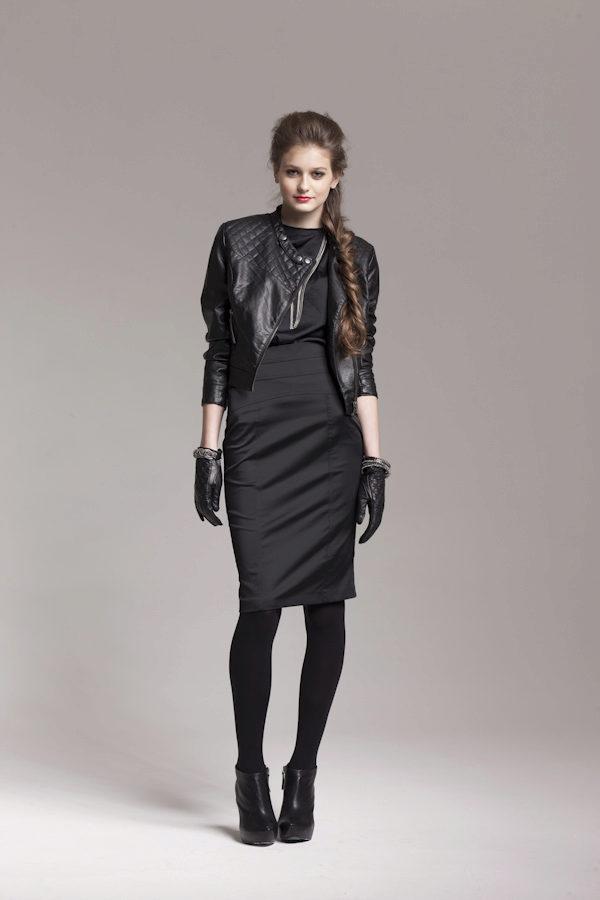 41ceefaa785 Какие колготки надеть под черное платье и черные туфли (48 фото)  образы