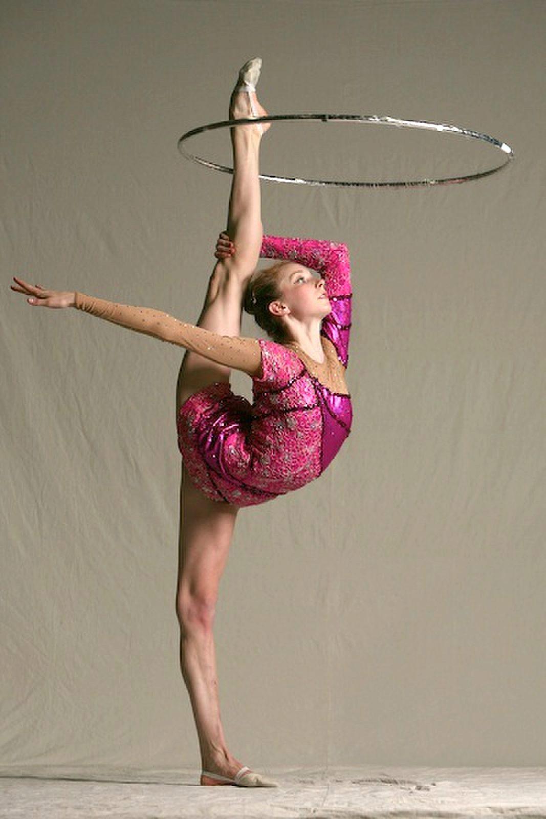 Классные гимнастки фото