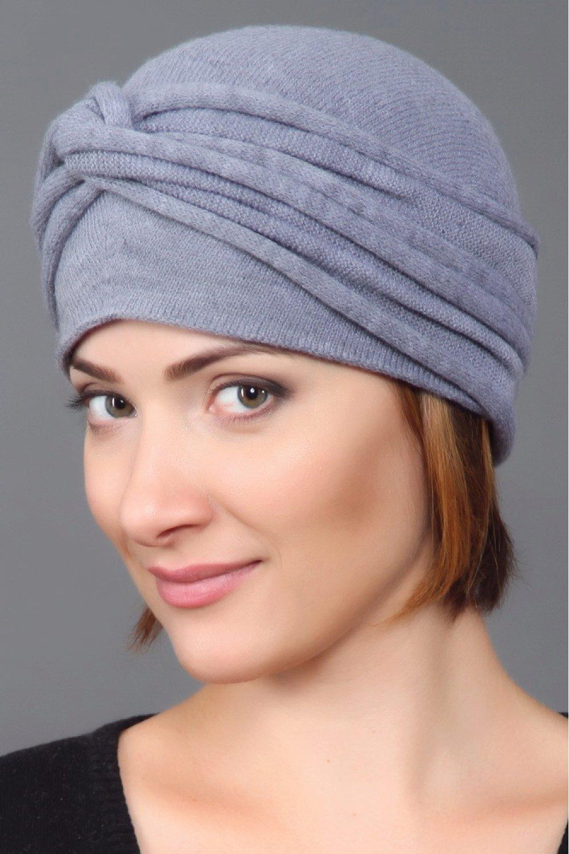 Модные женские шапки своими руками из ткани 86