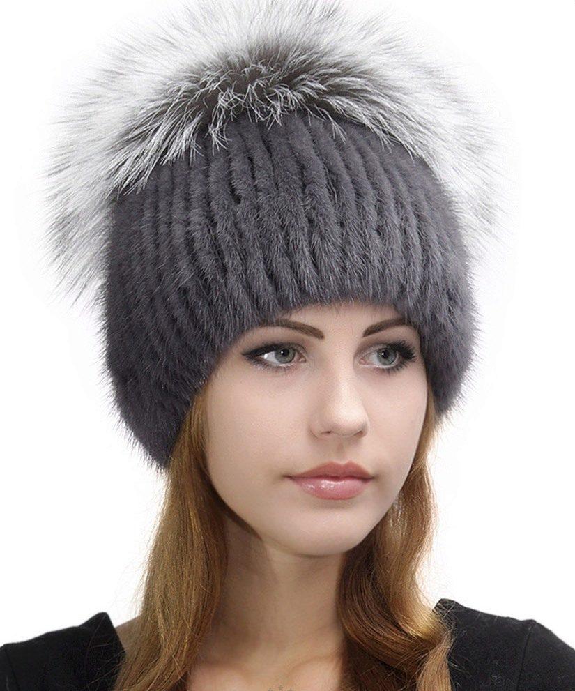 Норковые шапки (116 фото): как почистить шапку из норки в ...