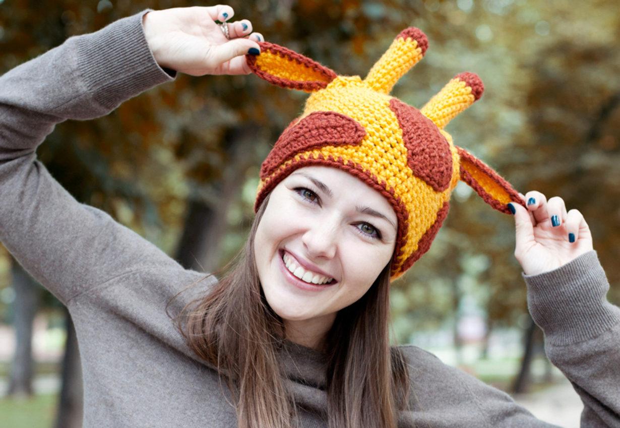 Смешные фото в шапке