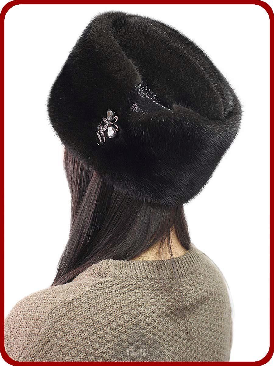Как сшить меховую шапку на трикотажной основе своими руками 28