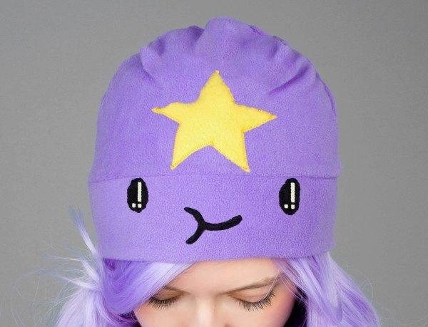 шапка со знаком лада