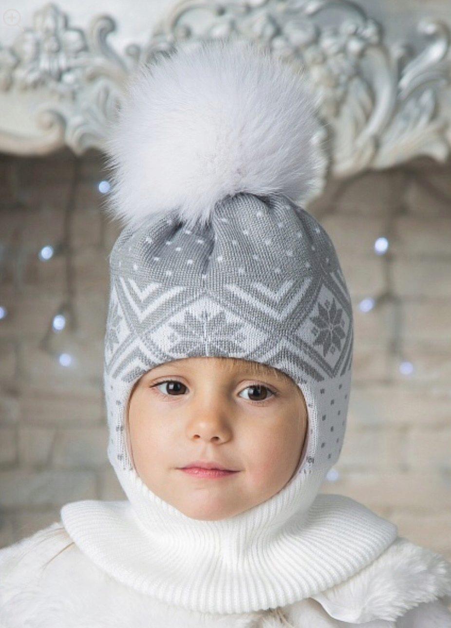 Из чего сшить зимнюю шапку для девочки