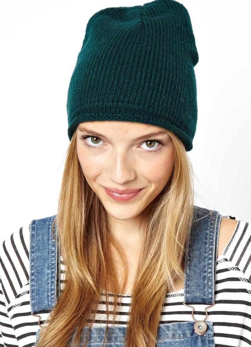 Модные зимние шапки для девушки