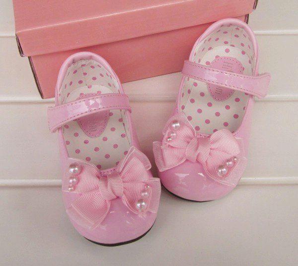 Как сделать туфли для девочки