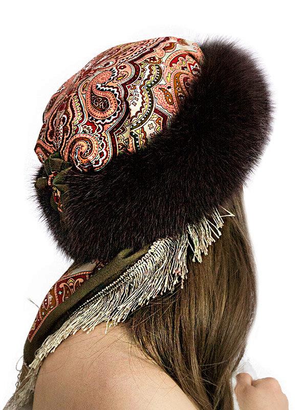 Боярка шапка своими руками 45
