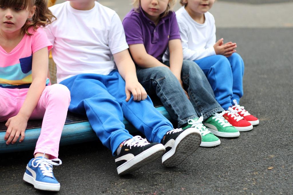 Где купить детскую обувь?