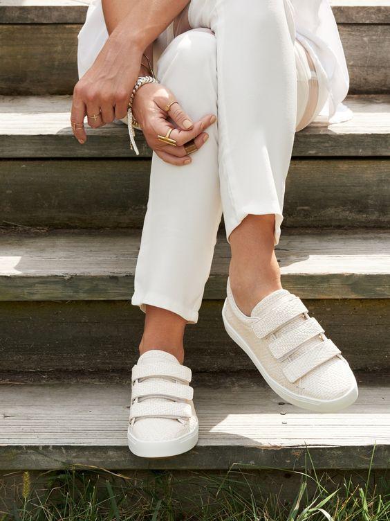 4b2b8da5 В кроссовках на липучках главным приоритетом становится комфорт обладателя.  Такая модель плотно садится по ноге и не будет напрягать вас с завязыванием  ...