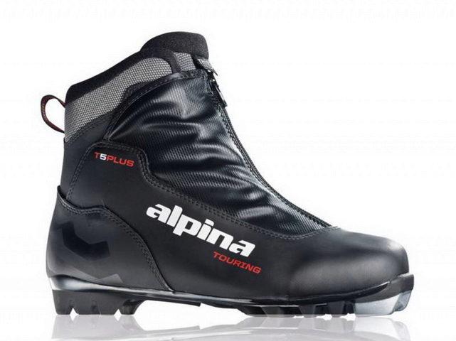 1da4e621 Лыжные ботинки Alpina предоставляют не только надёжную фиксацию стопы, но  также позволяют эффективно использовать усилия для скольжения.