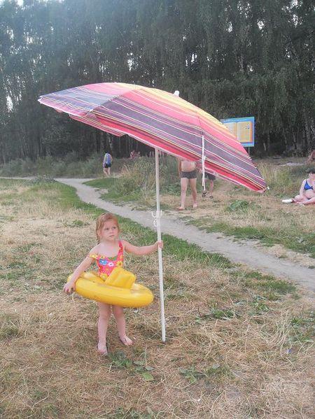 Зонт пляжный как сделать 237